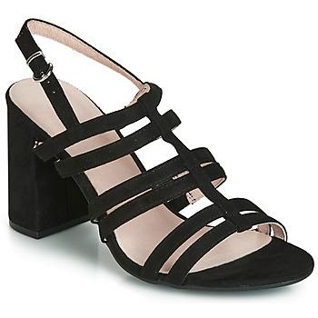 Sapatos Mulher Sandálias André CAPUCINE Preto