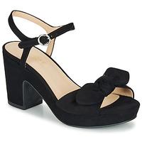 Sapatos Mulher Sandálias André SPRING Preto