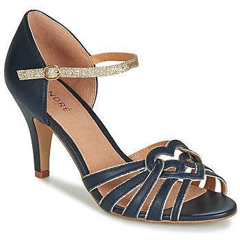 Sapatos Mulher Sandálias André CAGLIARI Marinho