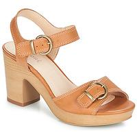 Sapatos Mulher Sandálias André ROULOTTE Camel