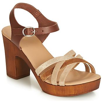 Sapatos Mulher Sandálias André SCYLLA Bege