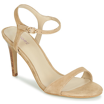 Sapatos Mulher Sandálias André SAXO Bege