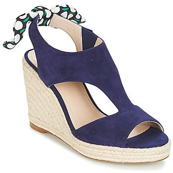 Sapatos Mulher Sandálias André SWING Azul