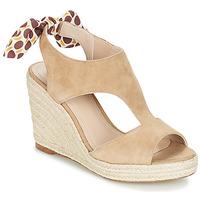 Sapatos Mulher Sandálias André SWING Bege