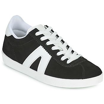 Sapatos Mulher Sapatilhas André SPRINTER Preto