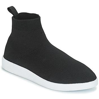 Sapatos Mulher Sapatilhas André ATINA Preto