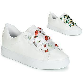 Sapatos Mulher Sapatilhas André SOLANGE Branco