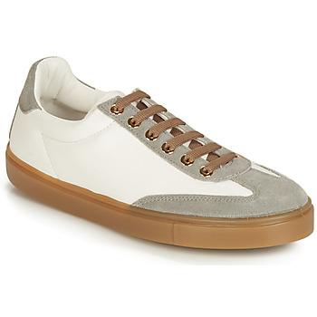 Sapatos Mulher Sapatilhas André ARDOISE Branco