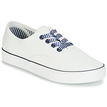 Sapatos Mulher Sapatilhas André STEAMER Branco