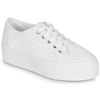 Sapatos Mulher Sapatilhas André SODA Branco