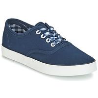 Sapatos Mulher Sapatilhas André STEAMER Azul
