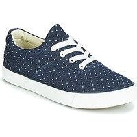 Sapatos Mulher Sapatilhas André SOLENNE Azul