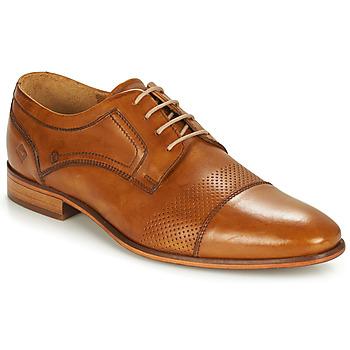 Sapatos Homem Sapatos André LIVING Castanho