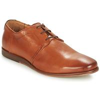 Sapatos Homem Sapatos André DEVILLE Castanho