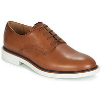 Sapatos Homem Sapatos André MUNICH Castanho