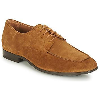 Sapatos Homem Sapatos André ROCAILLE Castanho