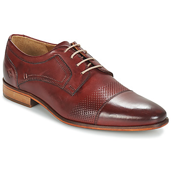 Sapatos Homem Sapatos André LIVING Bordô