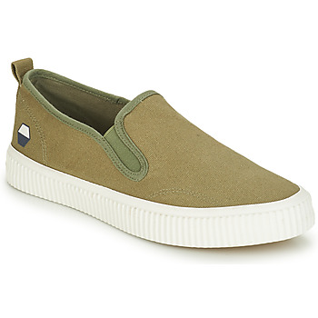 Sapatos Homem Slip on André TWINY Cáqui