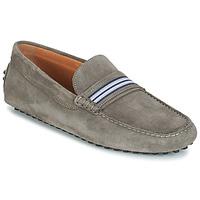 Sapatos Homem Mocassins André PITCHOU Cinza