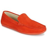 Sapatos Homem Mocassins André BIGOLO Laranja
