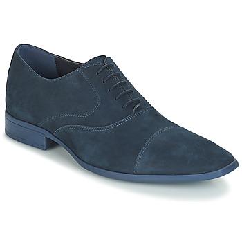 Sapatos Homem Richelieu André LAMPEDUSA Azul