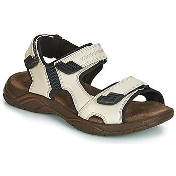 Sapatos Homem Sandálias André MIAMI Bege