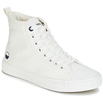 Sapatos Homem Sapatilhas de cano-alto André SUBWAY Branco