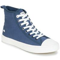 Sapatos Homem Sapatilhas de cano-alto André SUBWAY Azul