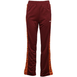 Textil Mulher Calças de treino Fila Wn's Thora Track Pants Vermelho