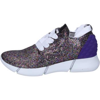 Sapatos Mulher Sapatilhas Elena Iachi BT587 Multicolorido
