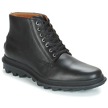 Sapatos Homem Botas baixas Sorel ACE™ CHUKKA WATERPROOF Preto