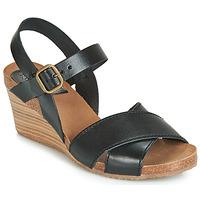 Sapatos Mulher Sandálias Kickers SALAMBO Preto