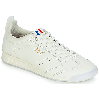 Sapatos Homem Sapatilhas Kickers KICK 18 Branco