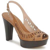Sapatos Mulher Sandálias Fabi CALECHE Castanho