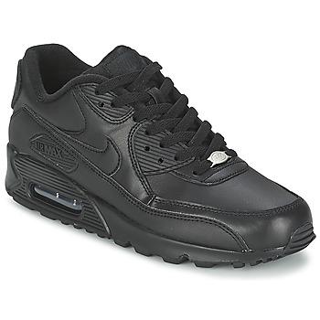 Sapatos Homem Sapatilhas Nike AIR MAX 90 Preto