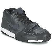 Sapatos Homem Sapatilhas Nike AIR TRAINER 1 MID Preto