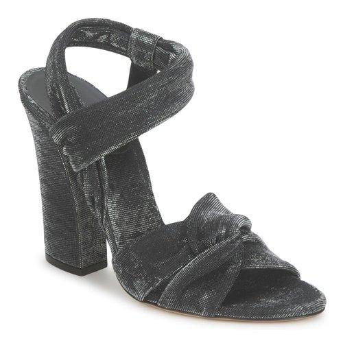 Sapatos Mulher Sandálias Casadei 1166N122 Preto