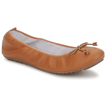 Sapatos Mulher Sabrinas Mac Douglas ELIANE Castanha