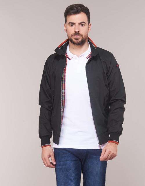 Textil Homem Jaquetas Harrington MICK Preto