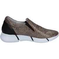 Sapatos Mulher Slip on Elena Iachi BT588 Ouro