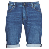 Textil Homem Shorts / Bermudas Teddy Smith SCOTTY Azul
