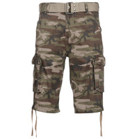 Textil Homem Shorts / Bermudas Schott TR RANGER Verde