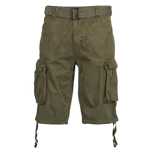 Textil Homem Shorts / Bermudas Schott TR RANGER Cáqui