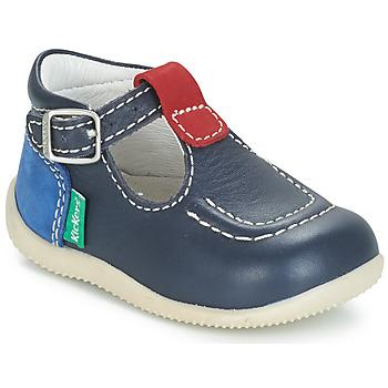 Sapatos Criança Sabrinas Kickers BONBEK Marinho