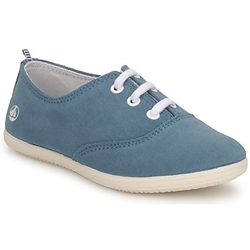 Sapatos Criança Sapatilhas Petit Bateau KENJI GIRL Azul
