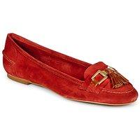 Sapatos Mulher Mocassins StylistClick NIAKO Vermelho