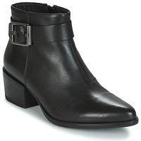 Sapatos Mulher Botins Vagabond MARJA Preto