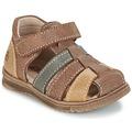 Sapatos Rapaz Sandálias Citrouille et Compagnie