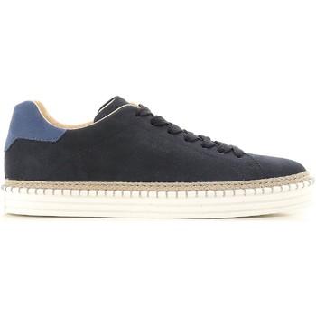 Sapatos Homem Sapatilhas Hogan HXM2600AD506RN669E blu