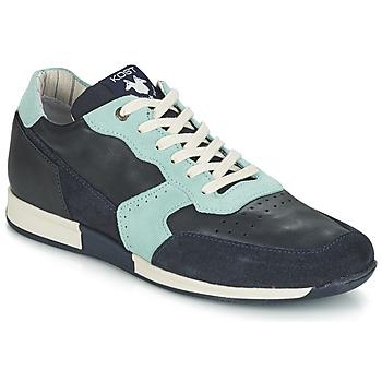 Sapatos Homem Sapatilhas Kost HOOPAR Azul